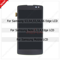 Alibaba China Supplier for Samsung S4 Galaxy i9500 i9505 i337 i545 L720 R970 M919 LCD Touch Screen