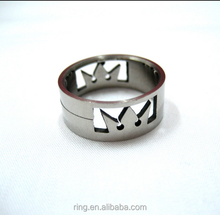 Kingdom Hearts Merchandise Kingdom Hearts Crown Ring Silver
