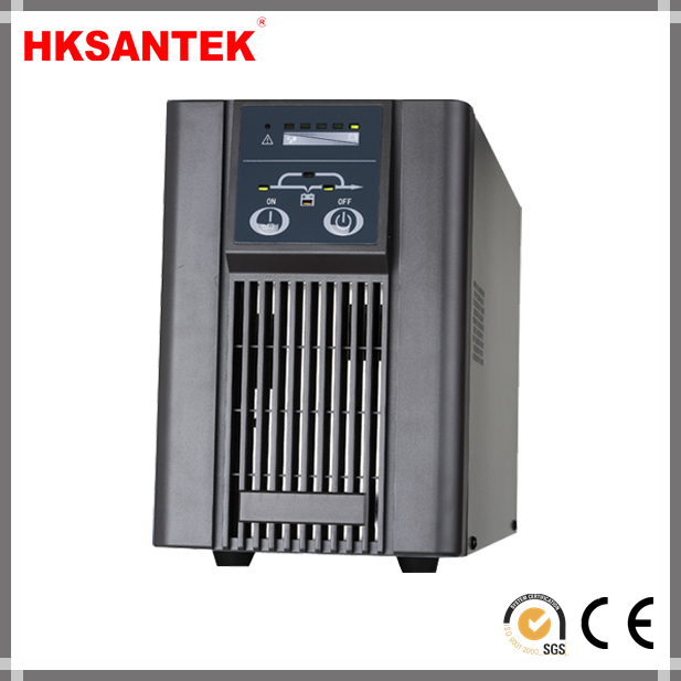 High performance Single Phase ups ,High Frequency UPS,Pure Sine Wave santak ups