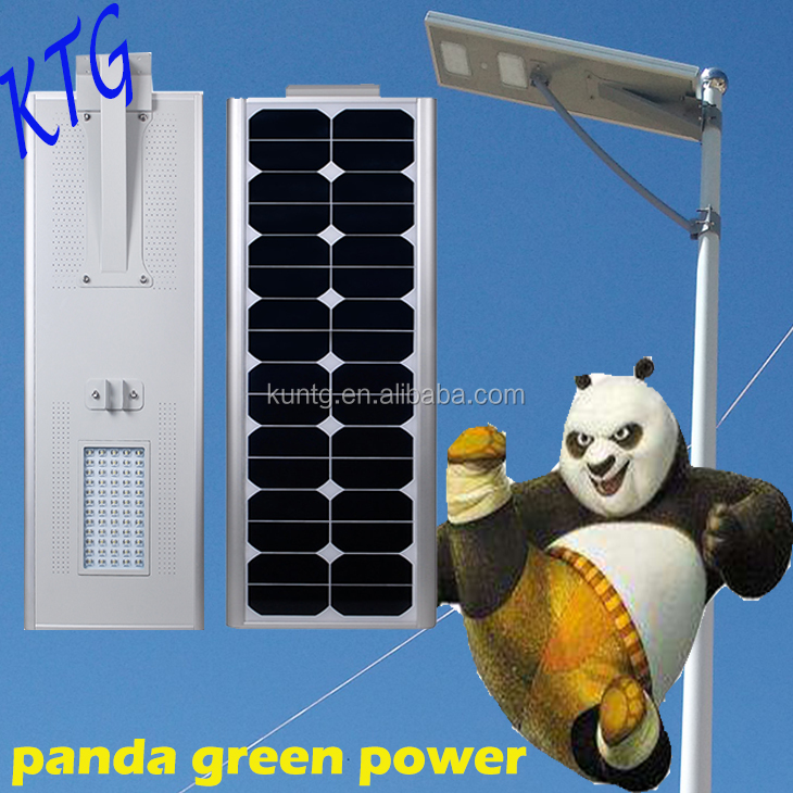 150w Solar Led Street Light All