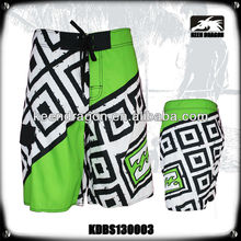 New Design Short 100% polyester printed cheap men board short