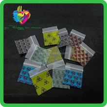 Yiwu China ldpe customized clear plastic bags apple mini zip lock bags