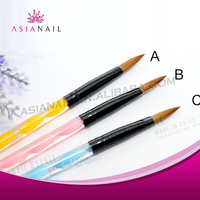 New Fashion Factory Directly Provide Best Acrylic Brushes For Nails