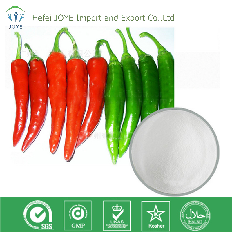 Hot Selling 85% Capsaicine,pure Capsaicine extract,Capsicum powder