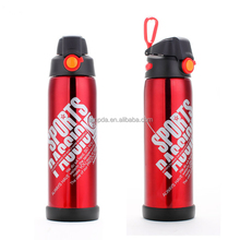Double Wall Insulated Stainless Steel Sports Water Bottle / Vacuum Thermo Hot and Cold bottle