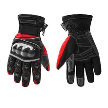 New Motorcycle Street Gloves Leather Motorbike Gloves Racing Gants Moto Full Finger Motorcycle Gloves