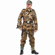 Deutsch oak camo herbst uniform, armee uniform