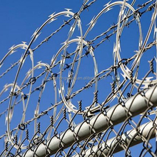 Cheap barbed wire fencing wholesale( Anping factory )