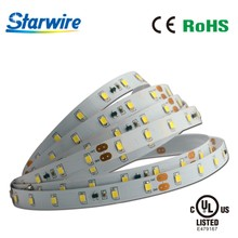 CE RoHS Waterproof LED Grow Light Strips Flexible Waterproof SMD2835 60 leds/M