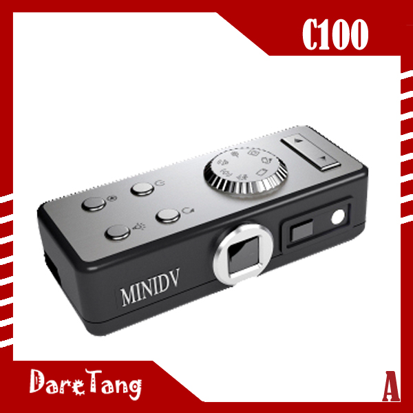 <strong>Factory</strong> Direct HD 12 Mega pixels HD 720P <strong>C100</strong> user manual for mini dv with sound control function