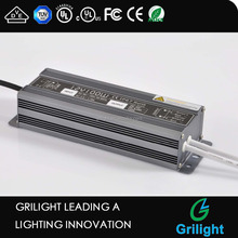 constant voltage Ip65 Ip67 waterproof led power supply 12V 24V led driver 100W