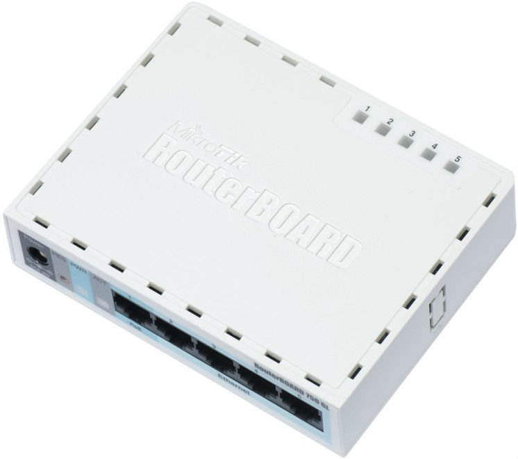 MikroTik RouterBOARD RB750GL