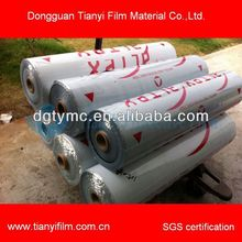Stable quality 500% elongation mylar adhesive film foil