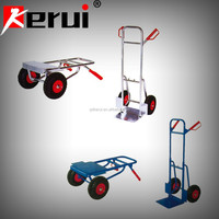 light weight aluminum folding hand trolley on sale