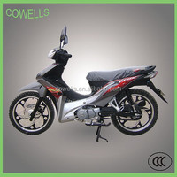 CCC Certified Chinese Cheap Two Wheeler 110cc Super Cub Bike