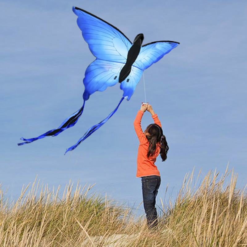 New outdoor toy butter kite for kids with cheap price