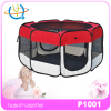 dog kennel pet fence puppy soft playpen exercise pen folding crate