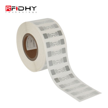 In Stock UHF Inlay 860~960MHz Printable Alien H3 RFID Tag