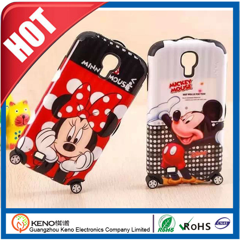 2014 New Design Fashion PC+tpu Bulk Wholesale Cell Phone Case for iPhone 5