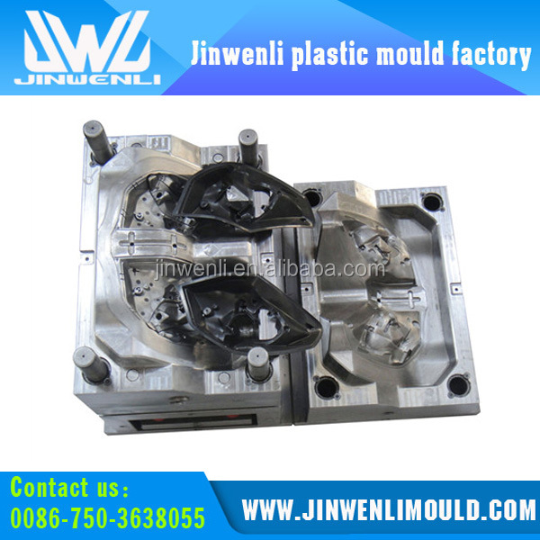 Headlamp Lighting Guide mould Base/Auto body Accessories parts moulding/plastic injection moulds