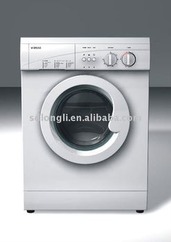 Mechanical control front loading washing machine-full automatic