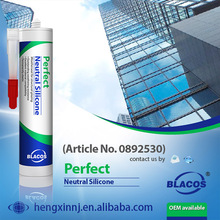 Perfect Neutral RTV Silicone Rubber Adhesive Sealant
