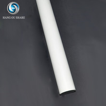 High quality long straight plastic pipe fitting for home water system