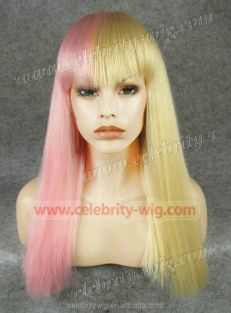 Japanese sailor moon cosplay sasuke cosplay wigs top quality