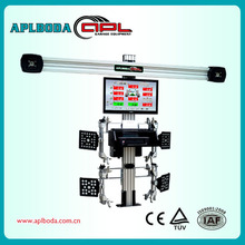 aplboda low price free update intelligent computer new 3d car wheel aligner equipment for sale ce approval