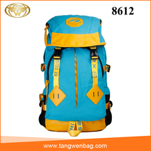 wholesale waterproof canvas laptop school backpack