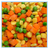 Wholesale IQF delicious Frozen mixed vegetable