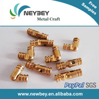 18mm solid brass cylinder hinge for jewelry box BI1101