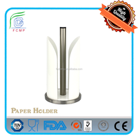 fashional stainless steel mirror toilet high quality tissue holder for bathroom