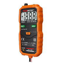 Smart Pocket Size Digital Multimeter Peakmeter MS8231 with Non-Contact Voltage