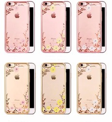 Lady Lovely Case Cover For IPhone 6 Rose Gold