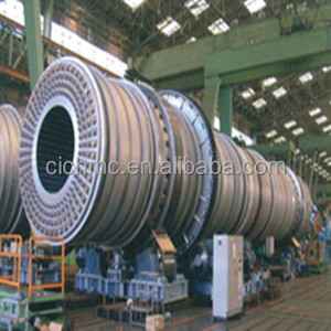Industrial rotary dryer with ISO 9001:2008 Certification for PTA, CTA