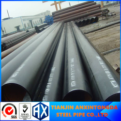 black iron pipe butt welded fittings&steel pipe/steel tube with best price
