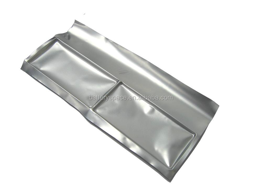Formed pouch cell case materials formed Aluminum laminated film