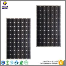Brand new hcpv solar panel adhesive solar panel broken solar panel for sale