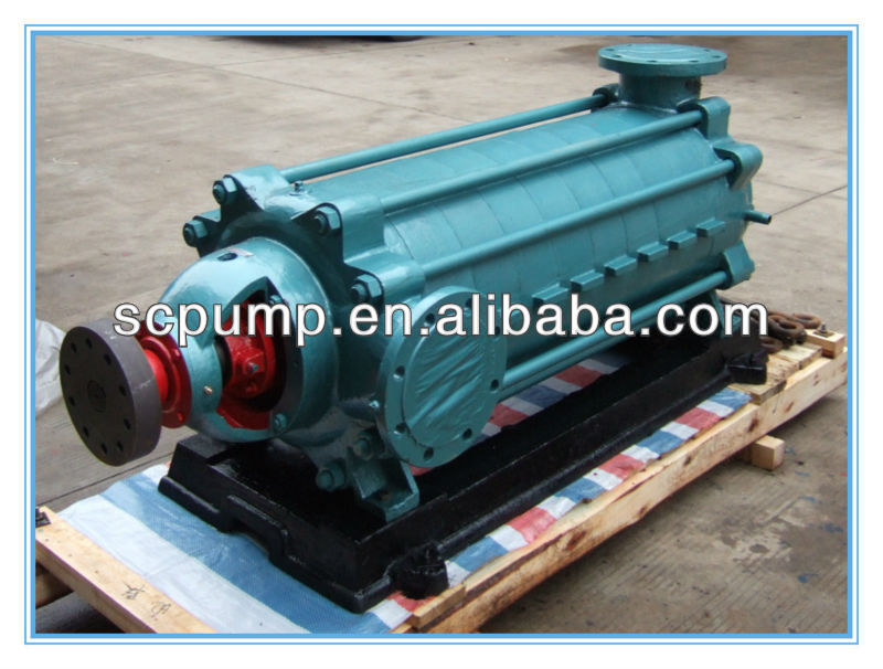 D horizontal high pressure industrial high head circulating pumps