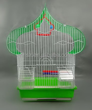 western dome style steel wire mesh Bird Cage