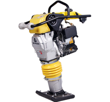 Multiquip Durable Gasoline/Diesel Soil Vibration Impact Tamping Rammer powered by Honda/Subaru