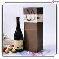 New arrival best quality wine bag wine box wine container