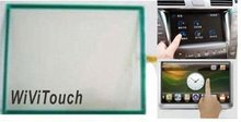 10.4 inch Resistive Touch Screen for Tablet PC