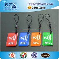2015 hot product smart nfc sticker for smart solution