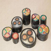 Kinds of XLPE Power Cable Copper Conductor XLPE Insulated Power Cable