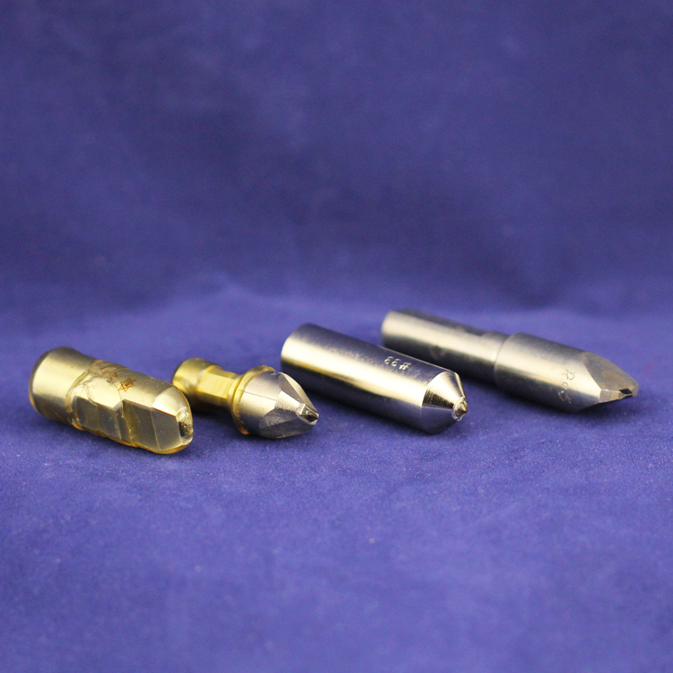 Chisel Diamond Tools, Synthetic Diamond Forming Dressers for Profiling Grinding Wheel