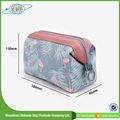 Wholesale Newest Waterproof Zipper Small Printed Cosmetic Bag