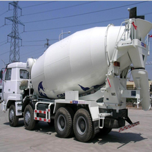 Good quality China Factory concrete machine , 8 cubic meters mobile concrete mixer truck for sale
