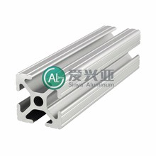 T-Slot Industrial Extruded Aluminum Profile